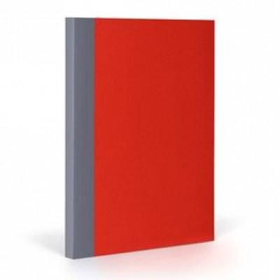 Fantastisches Papier Farbe | Kirsche & Grau XL