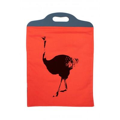 Handtasche Strauß Orange