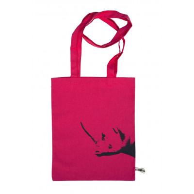Einkaufstasche Rhinp Pink