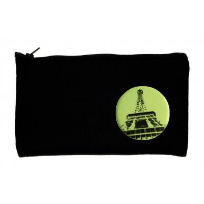 Kit Schwarz mit Abzeichen