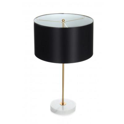 Table Lamp Regina | Black/Gold/White
