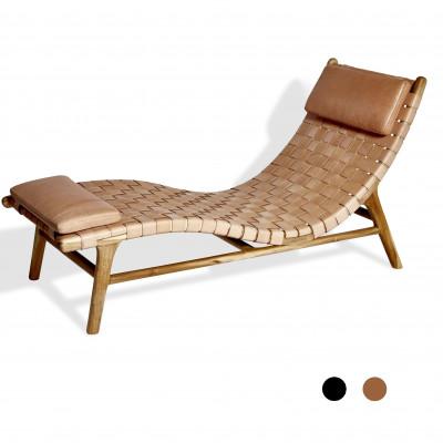 Relaxe Lounge-Stuhl
