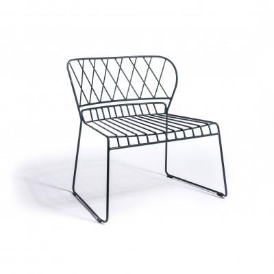 Reso Lounge Chair | Schwarz
