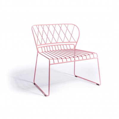 Reso Lounge Chair | Rosa