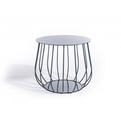 Reso Lounge-Tisch | Schwarz 1