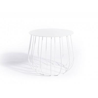 Reso Lounge-Tisch | Weiß 1