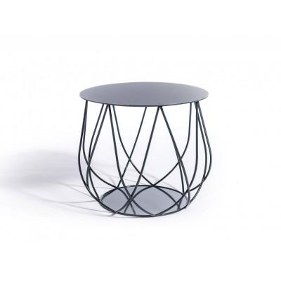 Reso Lounge-Tisch | Schwarz 2