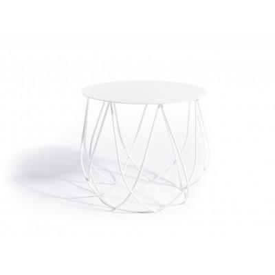 Reso Lounge-Tisch | Weiß 2