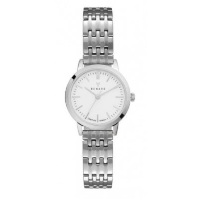Elite Small Silver Watch