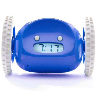 Wecker Clocky   Marineblau
