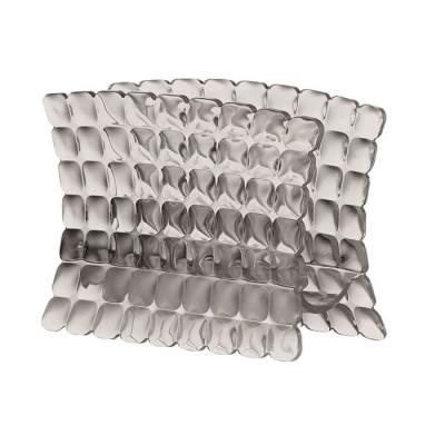 Serviettenhalter Tiffany | Grau