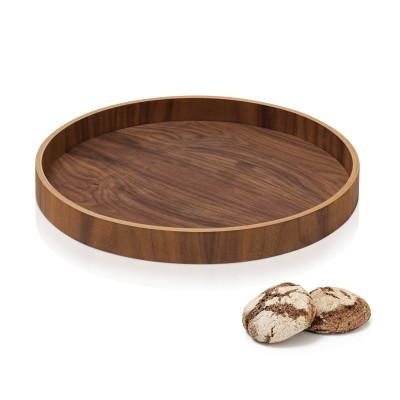 REUNA Wooden Serving Tray | Walnut