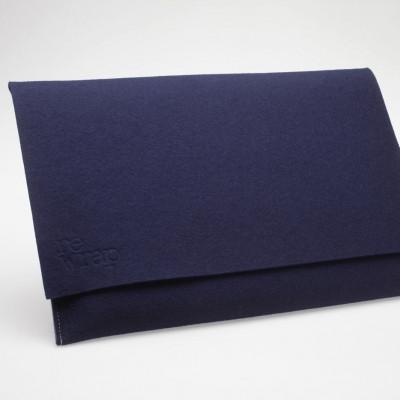 Laptop Sleeve   Navy Blue