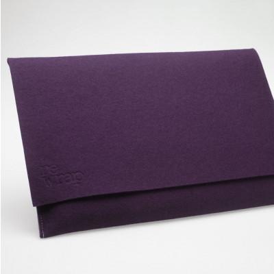Laptop Sleeve   Purple