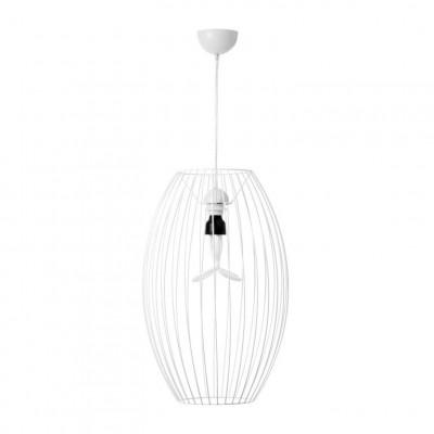 Pendant Lamp Reyna | White