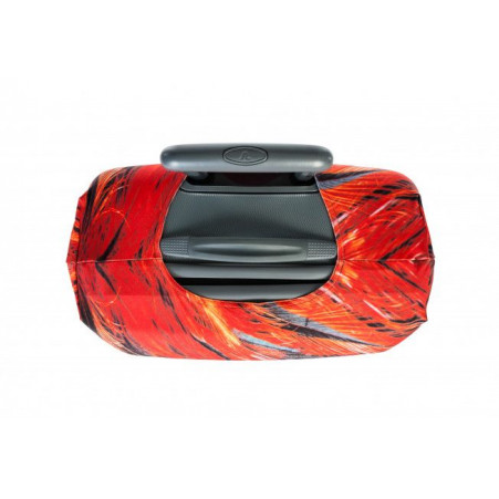 Luggage Cover | Red Bird