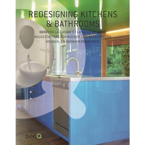 Keuken- en badkamerrenovatie