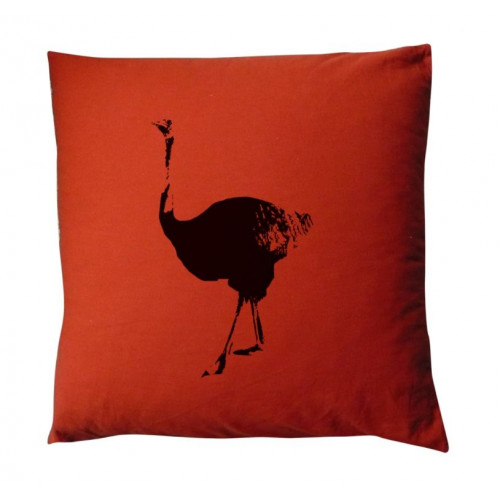 Floor Cushion Ostrich