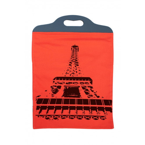 Handtas Oranje Eiffeltoren