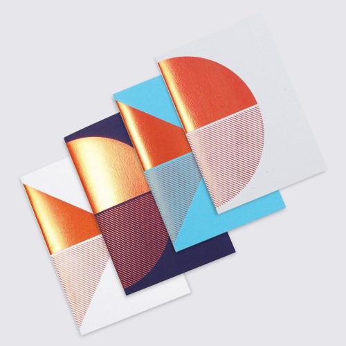 Reflex Pocketbook Set   Copper