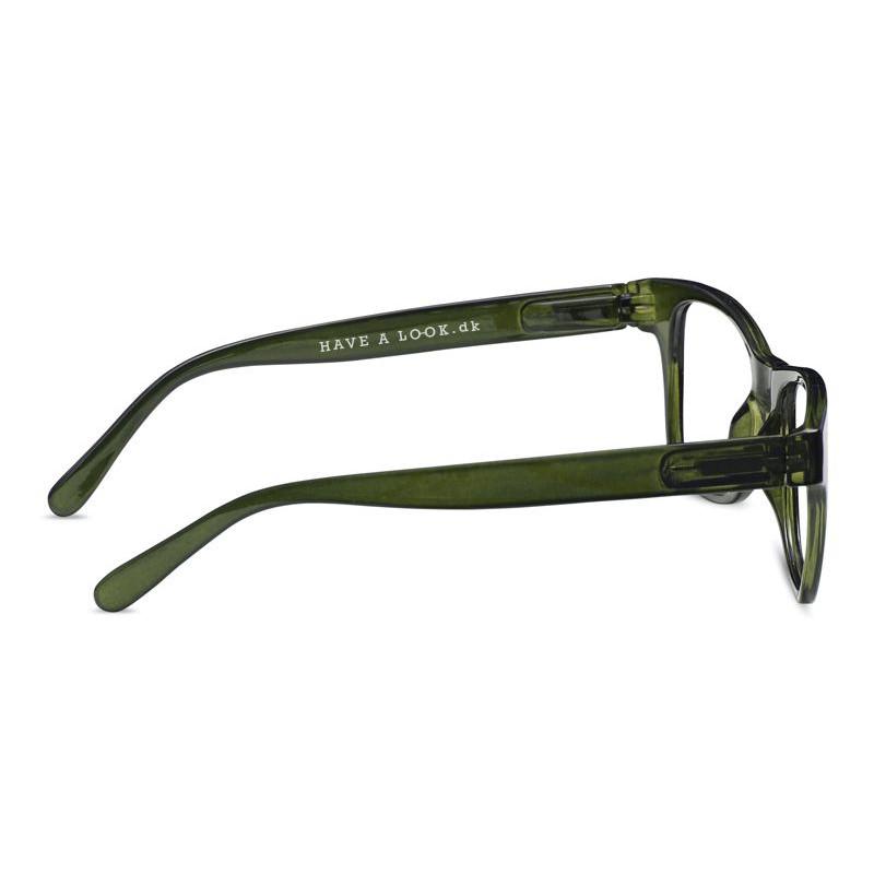 Reading Glasses Type B | Green