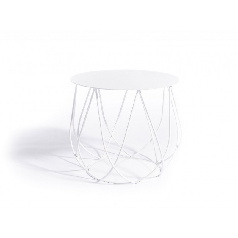 Reso Lounge Table | White 2