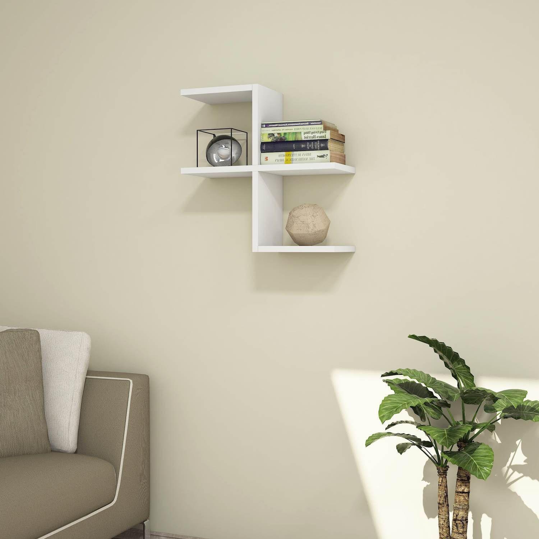 Shelf Swan | White