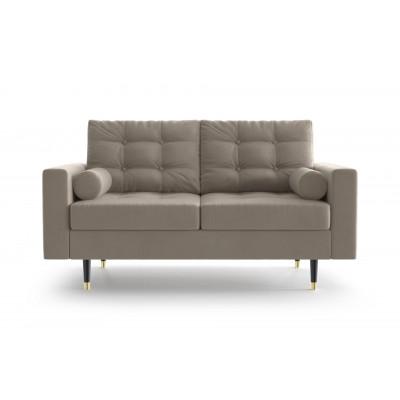 2-Sitzer-Sofa Aldo   Taupe