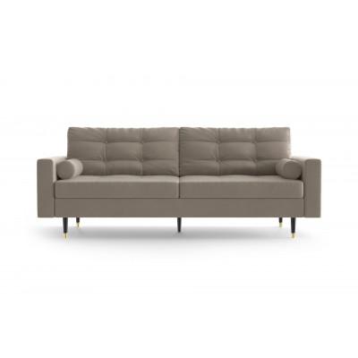 3-Sitzer-Sofa Aldo   Taupe