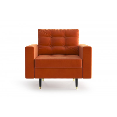 Sessel Aldo   Orange