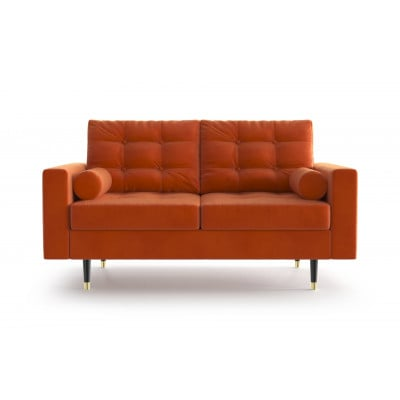 2-Sitzer-Sofa Aldo   Orange