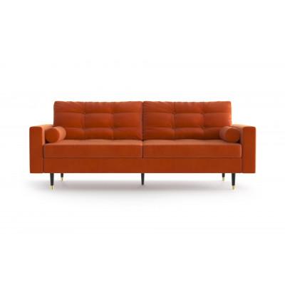 3-Sitzer-Sofa Aldo   Orange