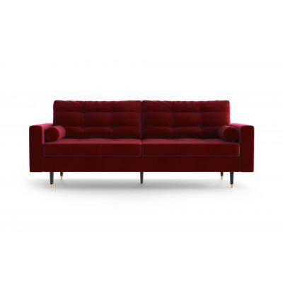 3-Sitzer-Sofa Aldo   Rot