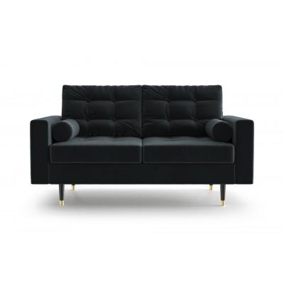 2-Sitzer-Sofa Aldo   Anthrazit