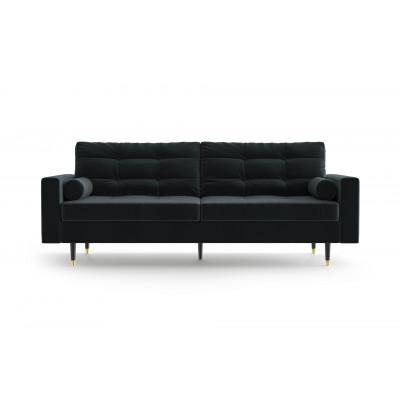 3-Sitzer-Sofa Aldo   Anthrazit