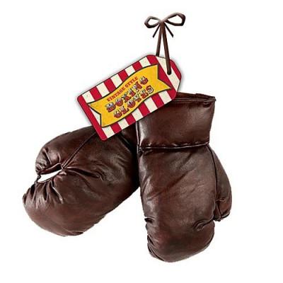 Vintage-Boxhandschuhe
