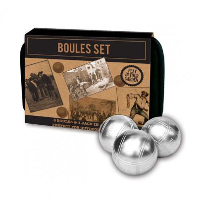 Gartenspiele Boule-Set