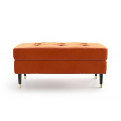 Hocker Large Aldo   Orange