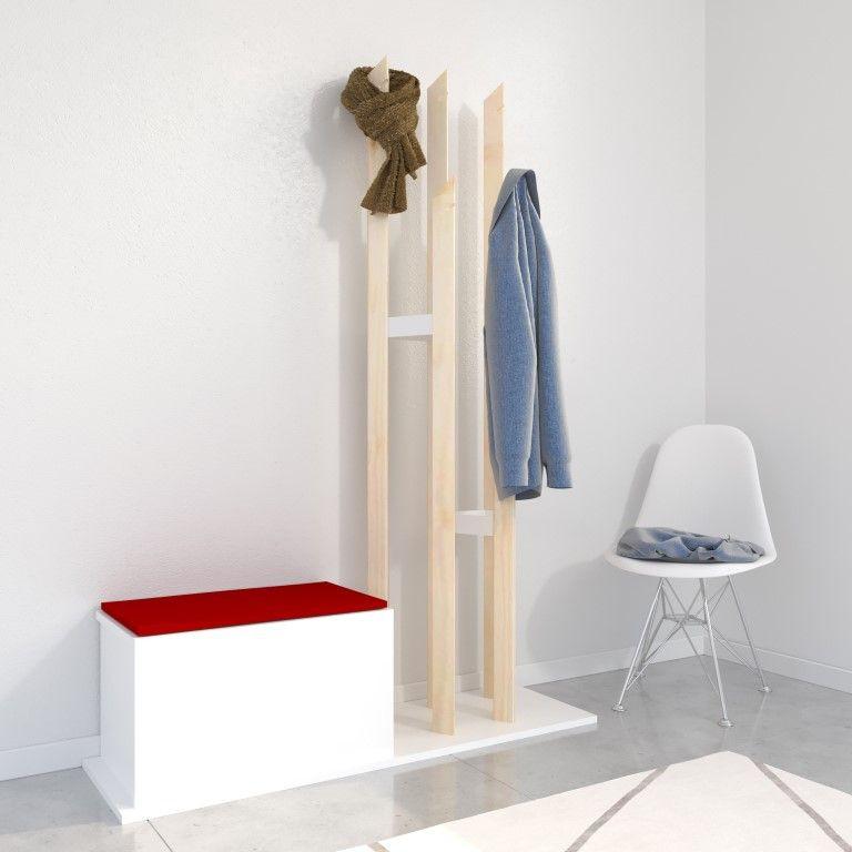 Hall Unit Katana | Red