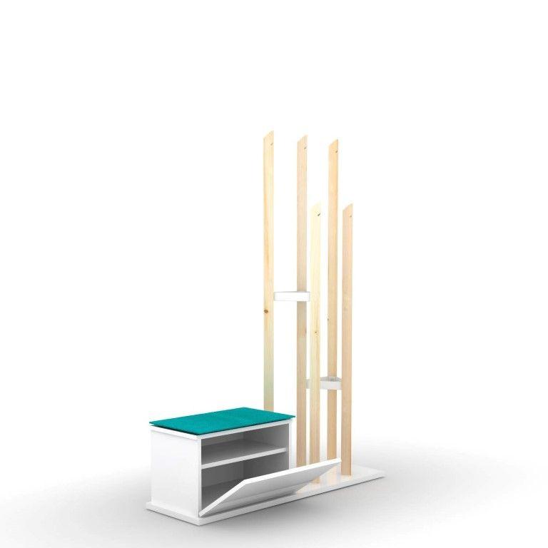 Hall Unit Katana | Turquoise