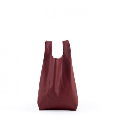 Market Bag   Rust