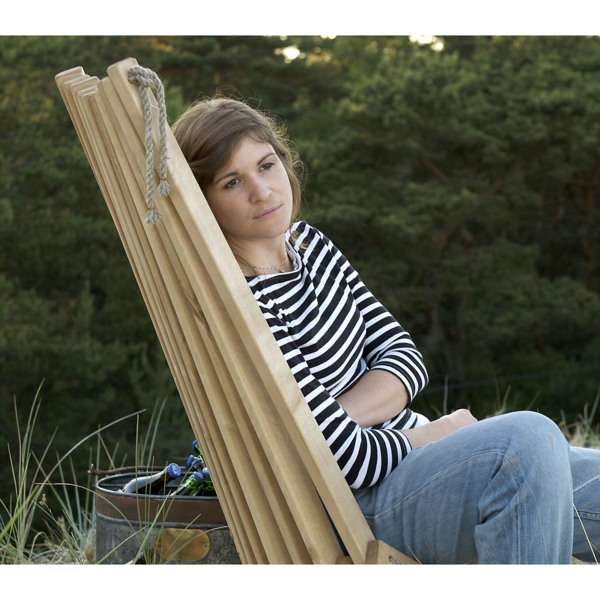 Stuhl Ribbon | Natürlich