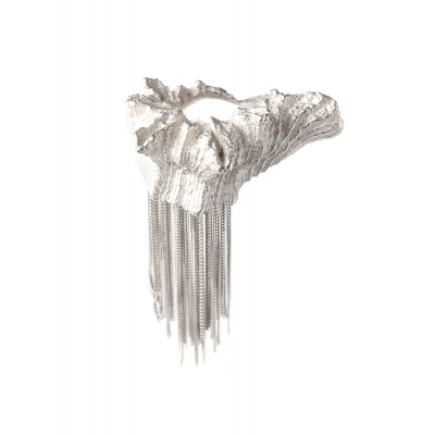 Caracole Ring Silber