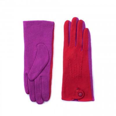 Handschuhe | Rot & Rosa