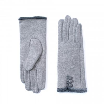 Handschuhe | Grau