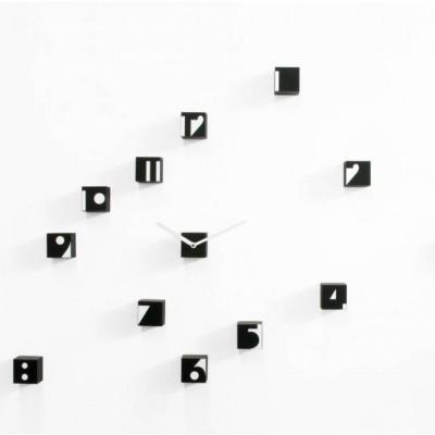 RND Time Clock Optisch | Schwarz