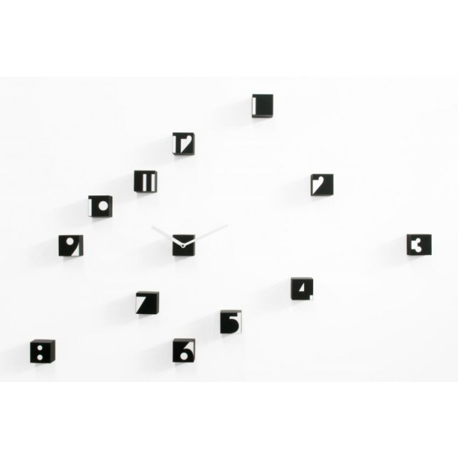 RND Time Clock Optical   Black