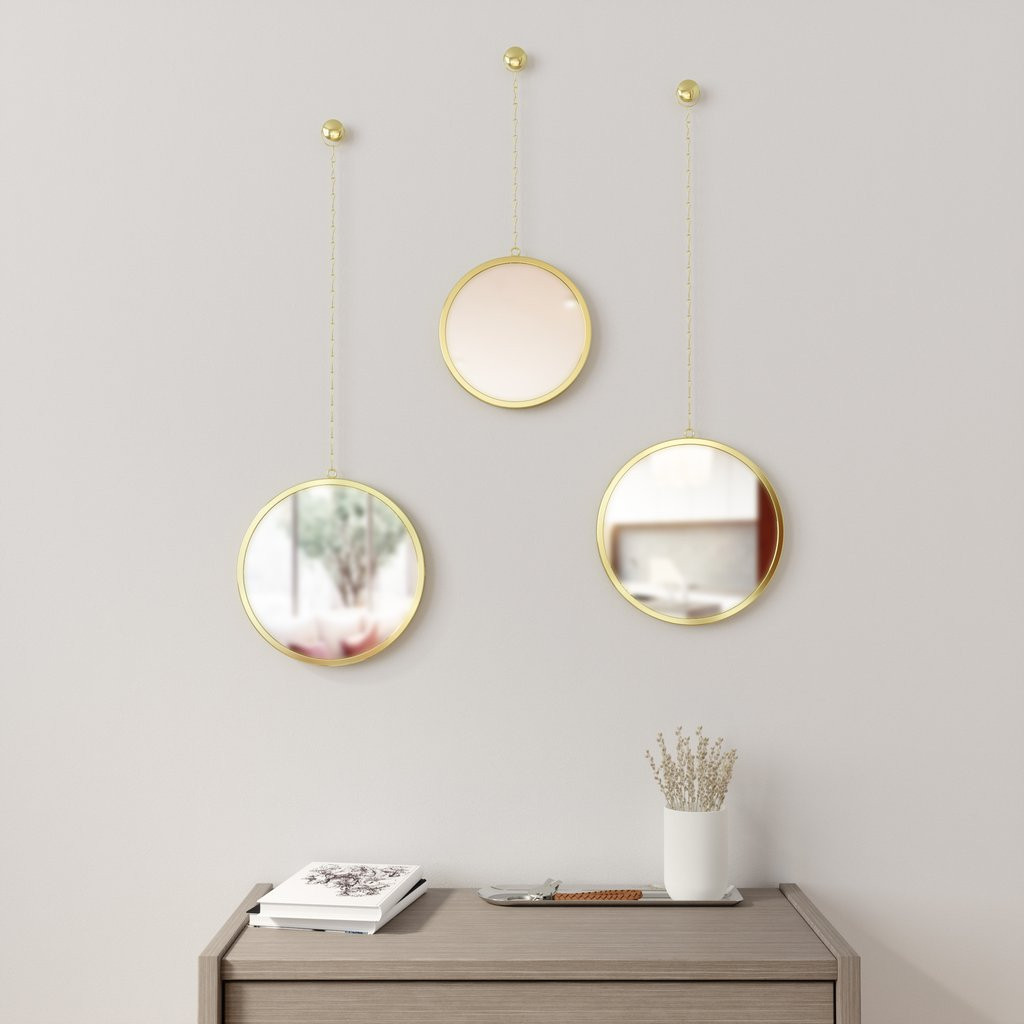 Mirror Set of 3
