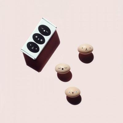 TOTO Wall Hooks | Set of 3