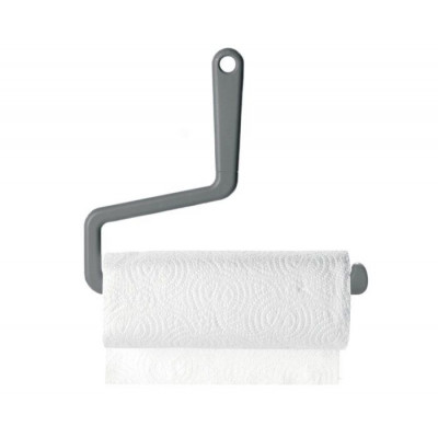 Papierhandtuchhalter Rollo | Grau